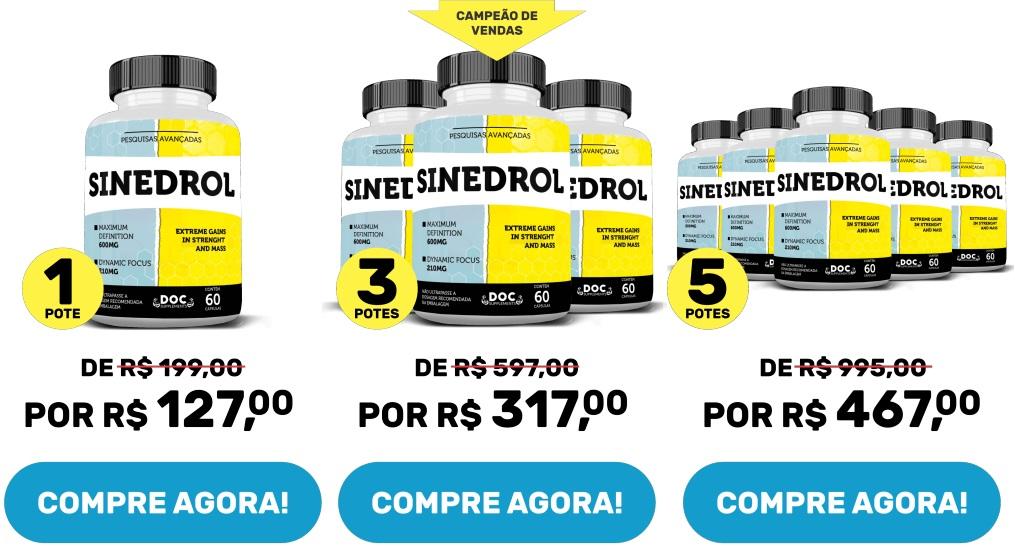 sinedrol formula